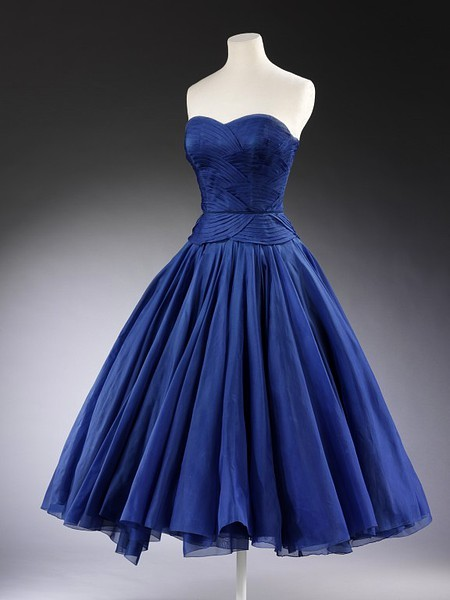 Cocktail Dress Jean Dessès, 1951 The Victoria & Albert Museum