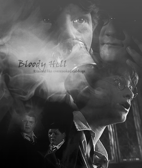 50 Greatest Harry Potter Moments (ITV) 19/50 Chamber of SecretsHarry and Ron turn into Goyle and Crabbe via Polyjuice Potion