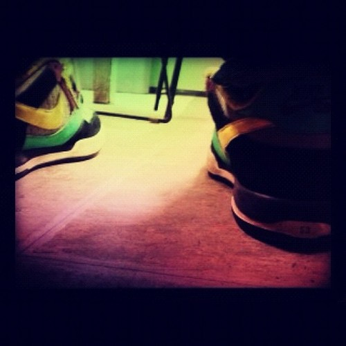 Filters on filters #nikesb  (Taken with instagram)