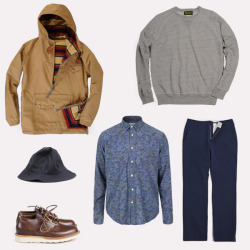 free-man:  Spring Kit Nº2 – April Showers