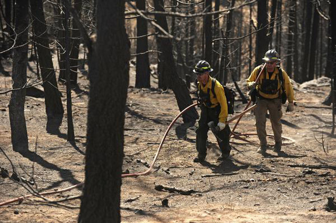 U.S. Forest Service set to suspend prescribed burns in Colorado in wake of wildfire U.S. Forest Service officials are preparing to announce a suspension of prescribed fires on federal land statewide — creating new challenges for managing wildfire risks. Federal forest supervisors made the decision covering the 14.5 million acres of national forest around Colorado after prescribed fires scheduled this week on several individual forests were canceled — due to diversion of forest crews to suppress wildfires and to the continuing dry and exceptionally windy conditions.