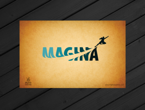 Logo Design By: Aleksandar Peshevski For Sale: $400 (via http://www.mightycreation.com/2012/03/1819/)