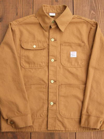 Pointer Brand Duck Canvas Chore Coat