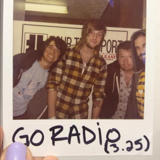 Vintage Go Radio. Thanks Mel and Haven for finding these….amazing. All I can say is….HAIR.
