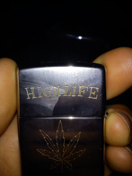 the high life is the life for me