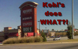 possesse-d:  so that's what kohl's was doing last night.