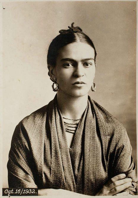 photojojo:  Did you know Frida Kahlo had a personal stash of about 6,500 photos? Another good tidbit: Frida also came from a line of photographers — her father and her grandfather were both professional photographers. Frida Kahlo's Personal Photography via NPR; Washington Post