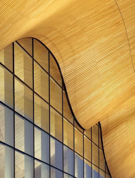 kilden performing arts centre | detail ~ ala architects.