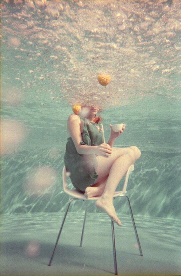 digbicks:  Beauty With An Orange, Iris Anam Cara