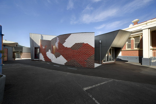 behancenetwork:  Sacred Heart Primary School Suters Architects Photogrpahy Emma Cross Photography