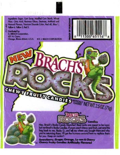 Brach's Rocks [Collecting Candy]
