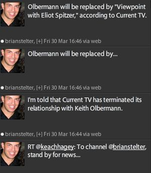 This section of @brianstelter's timeline is important right now for so many reasons. This is going to hang in the Newseum, and it's so ice-cold that motherfuckers best bring some mittens if they want to touch it.