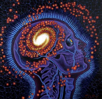 eijoo:  Cosmic Conciousness by Alex Grey