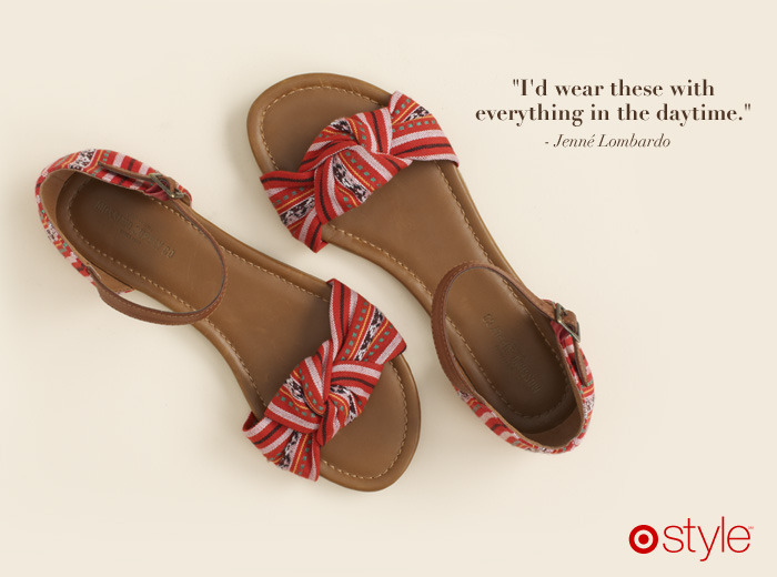 Jenné's Must Haves own it: sandals.