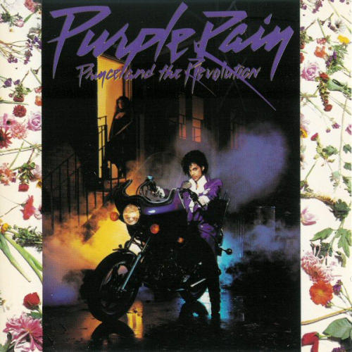 Prince And The Revolution - Day#200 Purple Rain