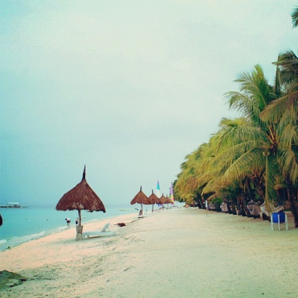 Bohol, I miss you already.  (Taken with instagram)