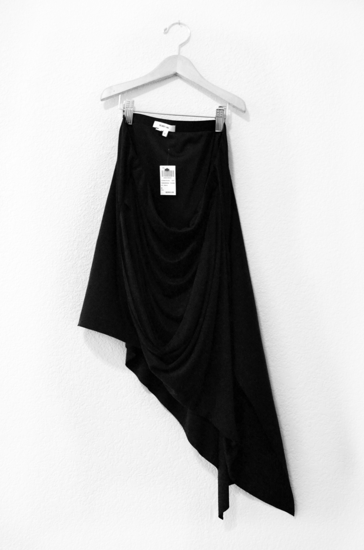 I am in love with my new Helmut Lang skirt.