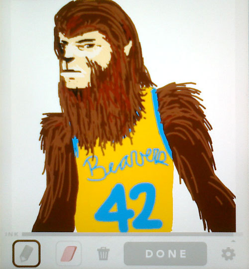 werewolf #DrawSomething