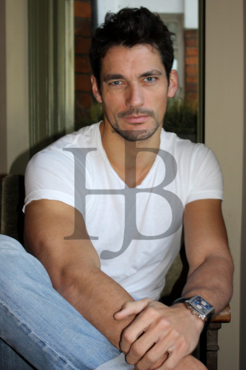 WHEN HARRY MET… DAVID GANDYI met the magical David Gandy on Thursday, we met in a  small coffee shop in Fulham, he was a perfect gentleman and such an amusing and captivating person to talk to. I must admit, I started shaking when he turned up and shook my hand (i'm not a nervous person, but I was talking confidently but shaking at the same time).We sat down, he laughed when I told him that I thought that our arrangement could have been someones 'practical joke' at my expense. We chatted a lot about the change within the fashion industry, his career and (stupidly) I referred to him as the 'white speedo's man' which luckily he found amusing. Hopefully our paths will cross again and I will be able to work with him (my dream of dreams as a fashion photographer). It truly was one of my greatest days and a real dream to meet (and be able to sit and talk to) my fashion hero, and icon of mens style and an all around perfect man ! Harry J Bartlett