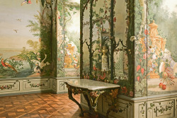 Schönbrunn Palace, the Bergl Rooms.