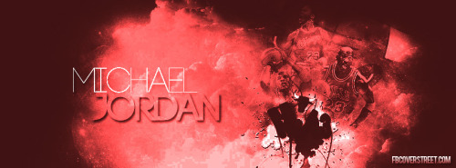 Michael Jordan 23 Facebook Cover