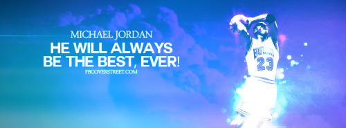 Michael Jordan Best Ever Facebook Cover