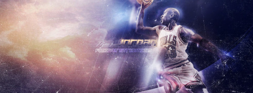 Michael Jordan 1 Facebook Cover