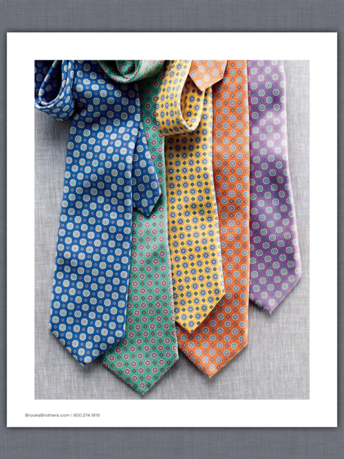 Brooks Brothers S/S ties..