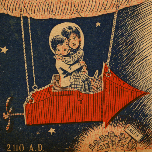 (via Neato Coolville: A ROMANTIC LOOK AT THE YEAR 2110 FROM 1909)
