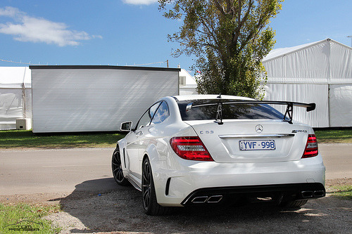 wow look at this c63