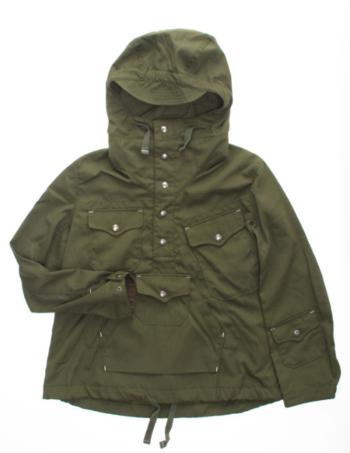 scottem:  Engineered Garments Anorak.