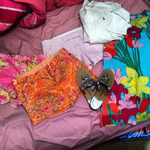 Went to the outlets!(Left) Lilly kids shorts $382 pairs of JCrew kids shorts $30x2Jack Rogers from Off 5th $60Kids Ralph Lauren Oxford shirt from Ralph Lauren Outlet $20Kids Lilly Dress $48 I think I did pretty well for myself!