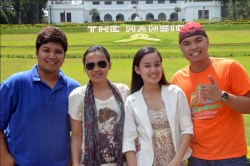 Tapat bahay group pic mode - The mansion - Baguio City
