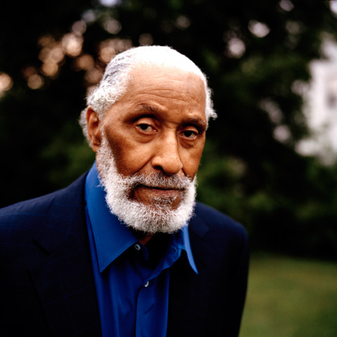 Saxophone Colossus and Harlem raised Jazz Titan Sonny Rollins. So distinguished.