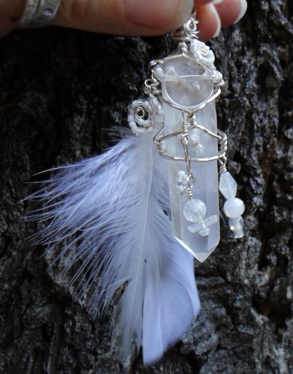 13thmoon:  My next purchase: Magical moon crystal ~ mystery, intuition, dreams, insight.