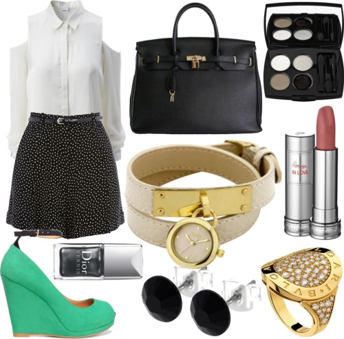 cuteoutfitsbyme:  Daring office look for spring