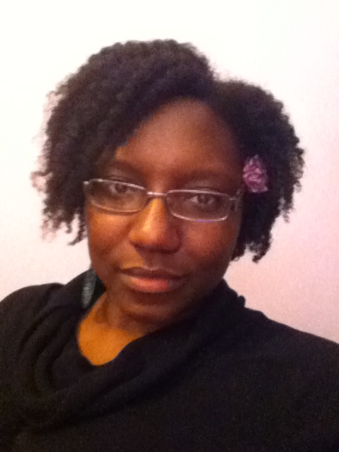 My first ever successful twist out!!! And I didn't use raw shea butter either!!