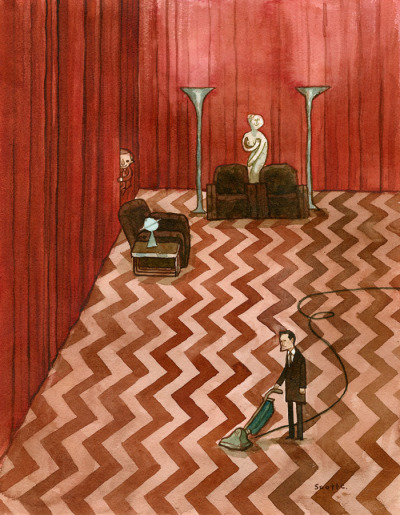 uncertaintimes:  Twin Peaks Archive