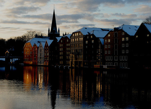 allthingseurope:  Trondheim, Norway (by coltrain2011)