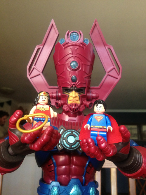 capey:  Galactus is pleased with his new heralds
