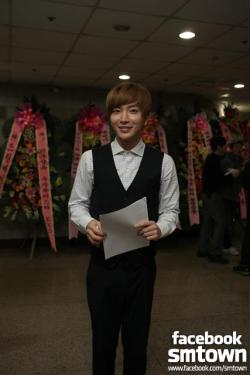 120331 MC Leeteuk at EXO SHOWCASE