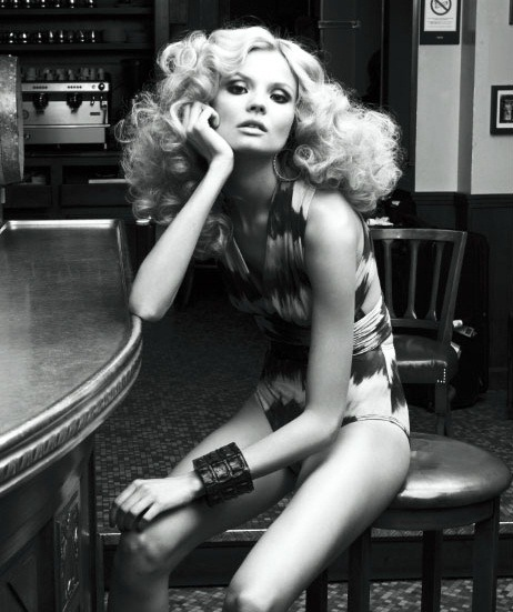 fuckyeahvintagediary:  Magdalena Frackowiak by Claudia Knoepful & Stefan Indlekofer for Vogue Russia April 2012