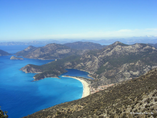 Ölüdeniz From The Lycian Way
