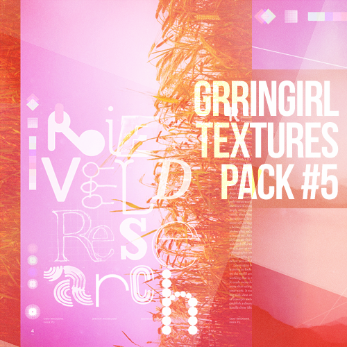 TEXTURE PACK #5 || download Whew. It took me a while to finish this one. It's been sitting unfinished on my laptop for a couple of months now. The pack contains 31 various textures; some created from scratch, some based on my own photography, some on stock photography etc. Please like the post if you download them, just so I know if people want to use them. :] Credit isn't necessary, but please don't repost or claim them as your own.
