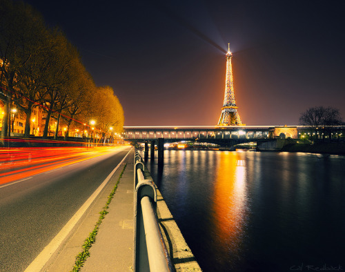 """Paris"" by Cal Redback"
