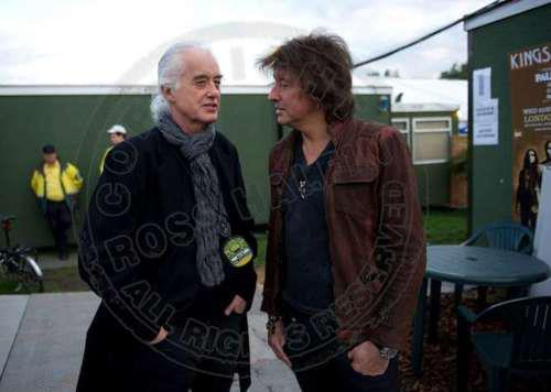 dirrtymolly:  Jimmy Page and Richie Sambora  *О*