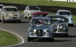 Vintage racing at the Goodwood Revival