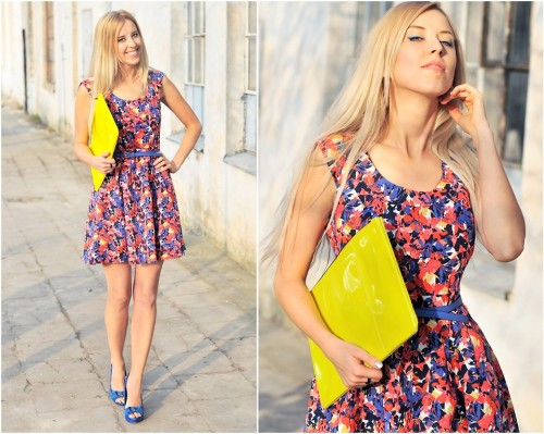 lookbookdotnu:  It's spring my darling! (by Meri Wild ♥)
