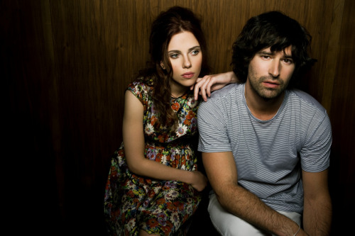 Pete Yorn, Scarlett Johansson photoshoot for Relator 2009