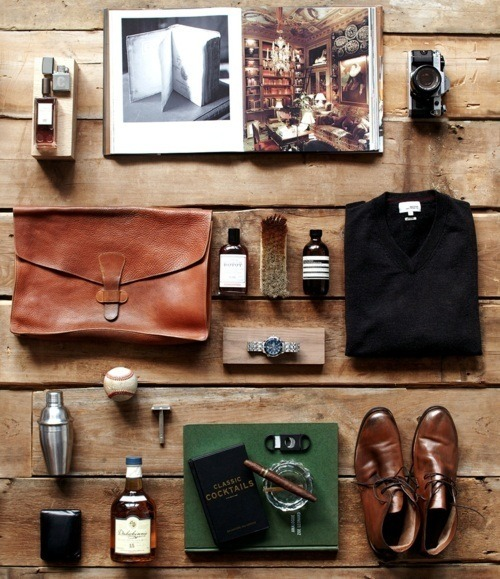 mirnah:  A gentleman's kit.
